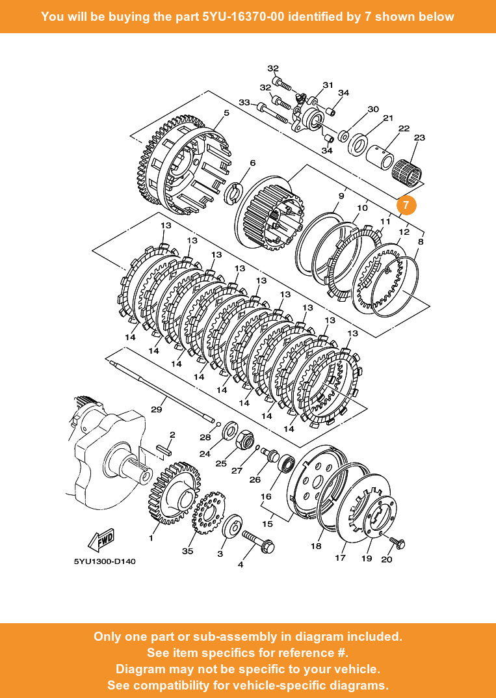 EBC BRAKES Diaphragma Kupplungsfedern-Kit CSK906