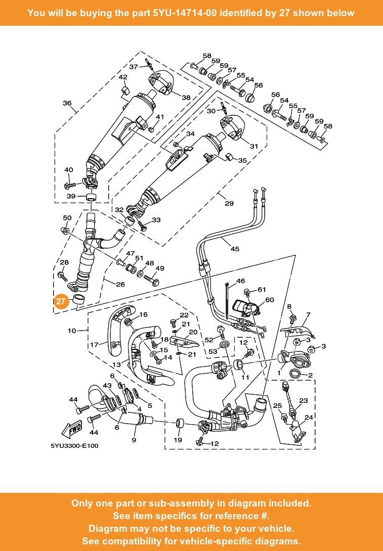 WRG-7963] Yamaha Tr2 Tr2b Replacement Parts Manual